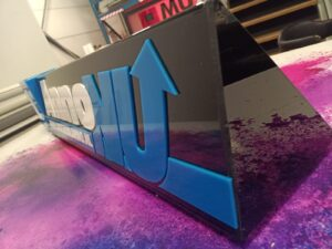 3D Dakbord lesbord daknaambordbord